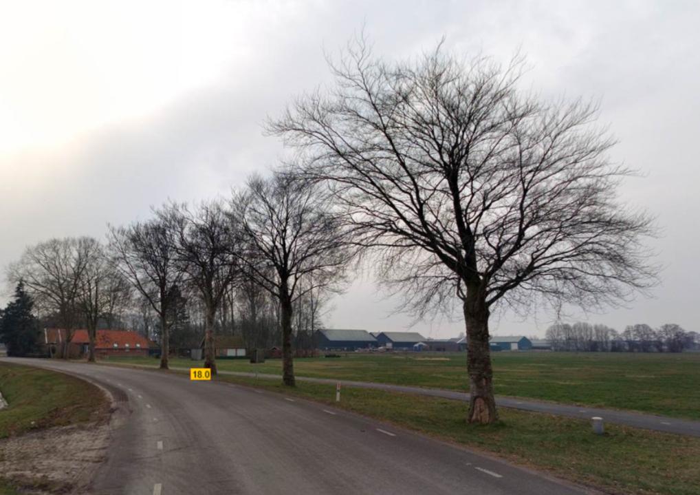 Obstakelbeveiliging Provincie Friesland